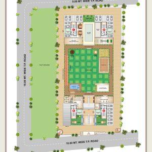 VACANZA homes Plan