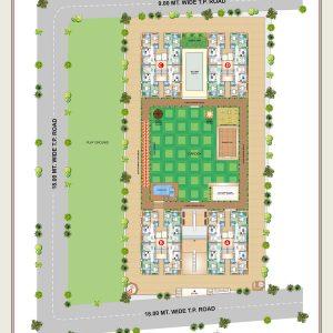 2 bhk Flats in Vesu surat