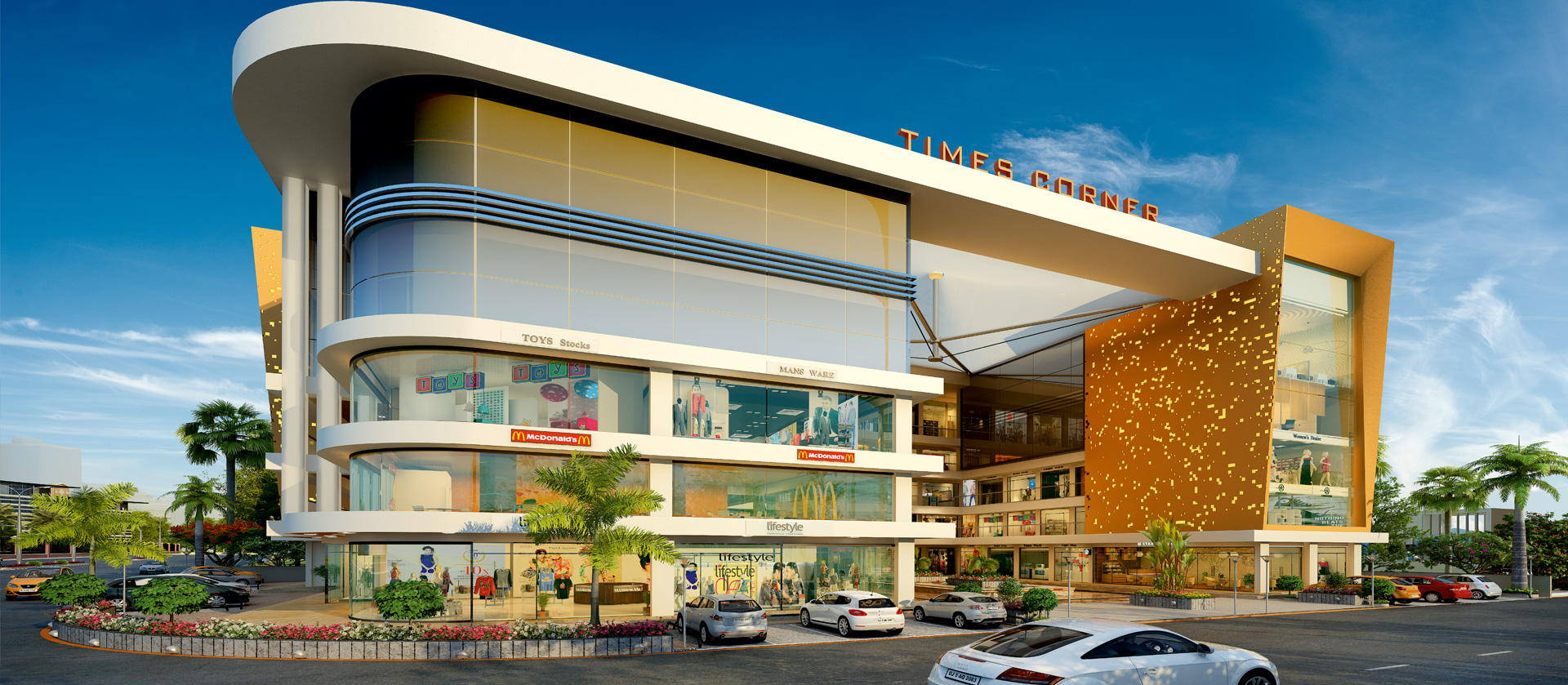 Shop at Times Corner in Surat