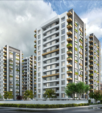 Luxurious 2 BHK Flats In Vesu